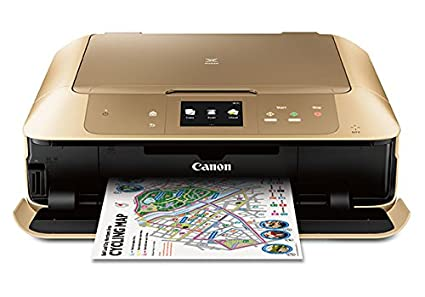 ab1ae087d05f Canon MG7720 Wireless All-In-One Printer with Scanner and Copier: Mobile and