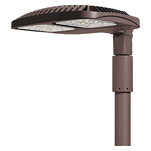 (Cree - OSQ-A-NM-3ME-S-40K-UL-BZ - 223 Watt LED Area Luminaire, 21, 475 Lumens, 4000K Color Temp., 50, 000 hr. Fixture Rated Life)