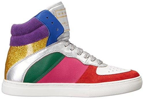 Eclisse Alta Moda Rainbow Delle Marc Multi Di Top Sneaker Jacobs Di Donne R1ZrxRqw