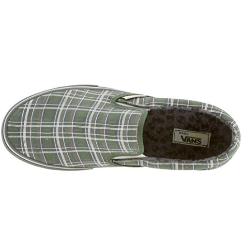 Collezione Classica Slip-on Lx Marc Jacobs (plaid - Blackforest)