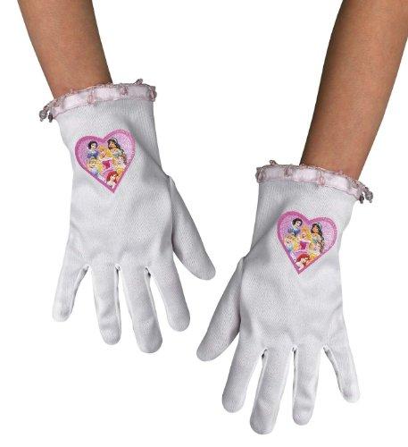 Disney Princess Gloves Beaded Fringe