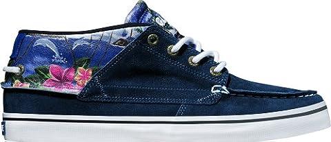GLOBE Skateboard Shoes DUNCOME THE BENDER BLUE/HAWAII Size 12 (Jake Duncombe Skateboard)