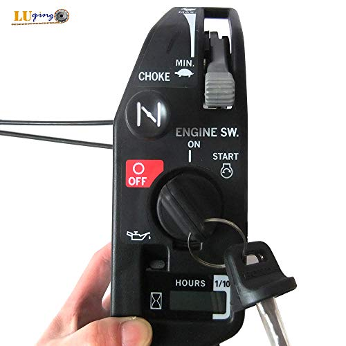 New Ignition Key Switch Control Box for Honda GX630 GX690 10KW Generator:  Amazon.com: Industrial & ScientificAmazon.com