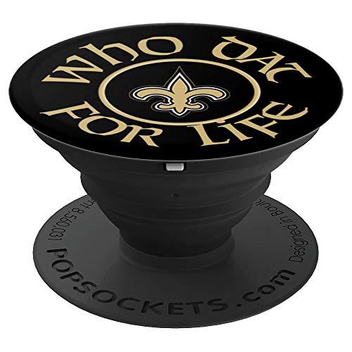 Saints For Life Nola New Orleans Football Fan