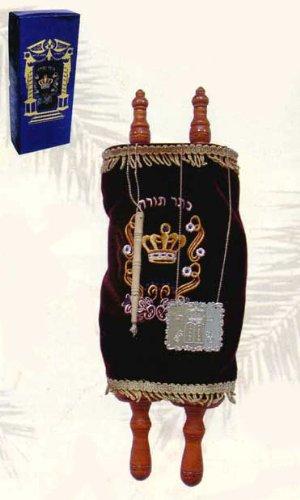 Complete Torah Scroll, TR4 - 23