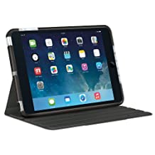 Logitech Big Bang Impact Protective Thin and Light Case for iPad mini/Retina Display, Forged Graphite (939-001031)