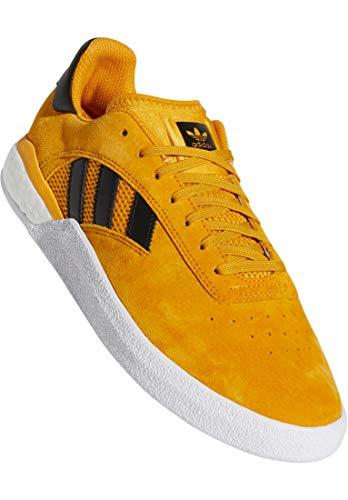 adidas x Miles Silvas 3ST.004 (Tactile Yellow/Core Black/Gold Metallic) Men's Skate -