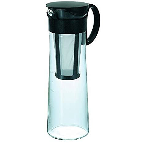 Mizudashi Cold Brew Coffee Pot Black 1000ml