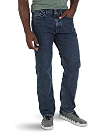 Authentics Men's Relaxed Fit Comfort Flex Waist Jean