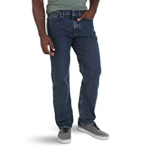 Wrangler Authentics Men's Comfort Flex Waist Relaxed Fit Jean 20