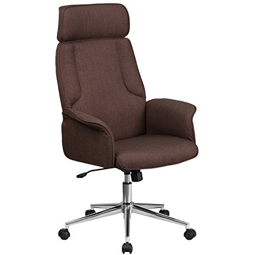 flash-furniture-high-back-brown-fabric-executive-swivel-office-chair-with-chrome-base