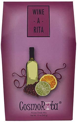 Wine-A-Rita CosmoRita Frozen Cocktail Mix, 12 Ounce Pack, Makes 72 Ounces