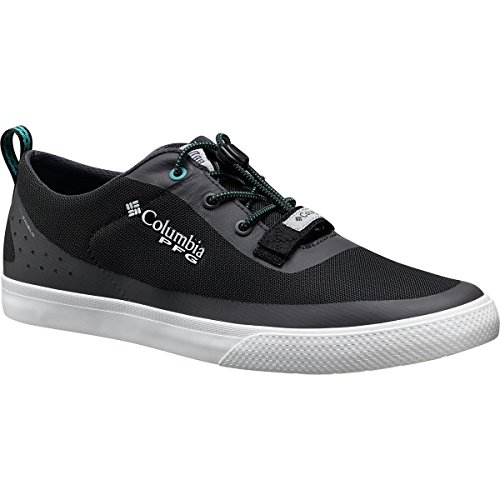 Columbia Dorado CVO PFG Shoes Black/Emerald Sea free shipping comfortable extremely for sale clearance from china pTp0rm