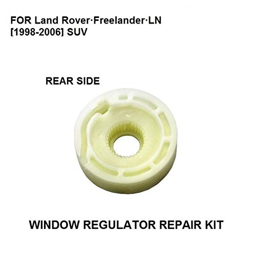DishyKooker CAR Window Regulator Roller for for Land Rover Freelander Tailgate 1998-2006 Rear Right&Left Side Show