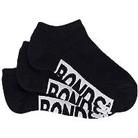 Bonds Kids Logo Low Cut Socks (3 Pack)