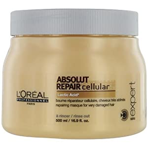 L'Oreal Professionnel Serie Expert Absolut Repair cellular with Lactic Acid, 16.9 Ounce Jar Body Care / Beauty Care / Bodycare / BeautyCare from Beauty4U