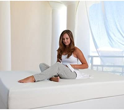 Amazon Com Spa Sensations 6 Memory Foam Mattress Full