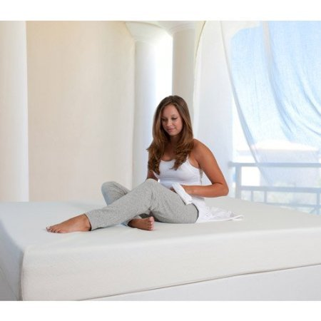 Spa Sensations 6'' Memory Foam Mattress - FULL by spa sensations (Image #1)