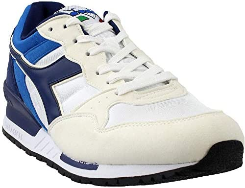 Diadora Mens Intrepid NYL Cross Training Casual Sneakers,