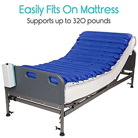 Amazon.com: Vive Alternating Pressure Mattress 5