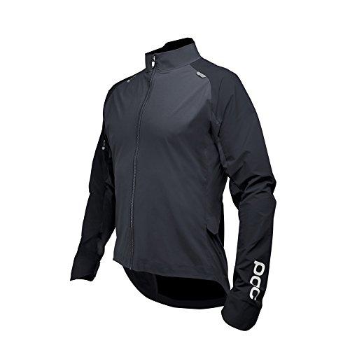 POC 2017メンズ抵抗Pro XCスプラッシュサイクリングジャケット – 52530 B0722VV3NB Medium|ブラック(Carbon Black) ブラック(Carbon Black) Medium