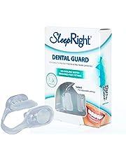 Sleepright Select-Comfort Knarsbitje | Zelf instelbaar - maat XS t/m XL | Gebitsbescherming tegen Tandenknarsen/Bruxisme | Direct te gebruiken voor elke gebitsmaat | Made in USA