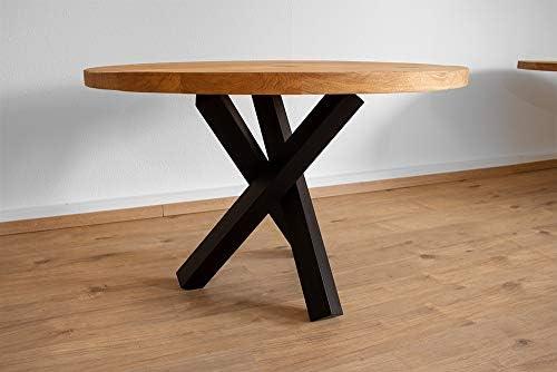 KTC Tec – Estructura de Mesa de Acero Negro Mate, Tres mesas, Mesa ...