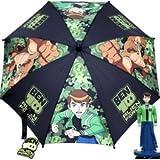 Licensed Ben 10 Alien Force KIDS Handle Umbrella