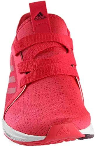 W Pink Running Core Lux Adidas Women's Edge Shoe White vHq77t
