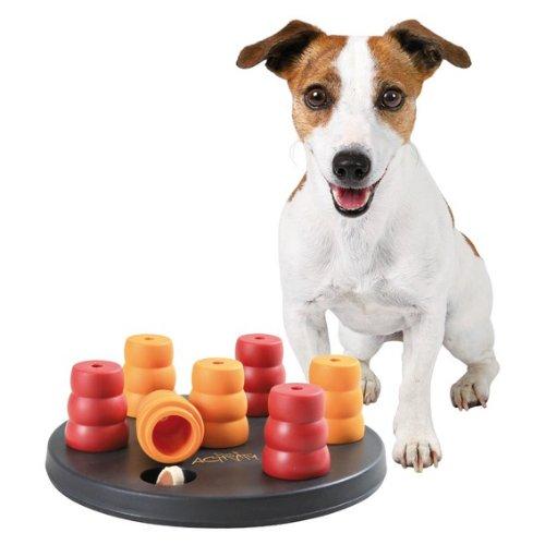 Dog Activity Strategiespiel - Mini Solitär - speziell für kleine Hunde