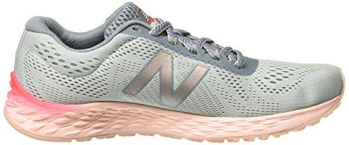 New Balance Womens Nergize V1 FuelCore Running Shoe Light Porcelain Blue/Vivid Coral a3wgN7