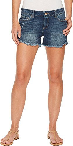 DL1961 Women's Karlie Denim Shorts, Bluegrass, 26 by DL1961