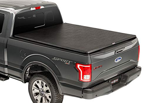 TruXedo TruXport Soft Roll-up Truck Bed Tonneau Cover | 245101 | fits 01-06 Toyota Tundra w/Bed Caps 6