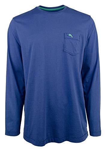 (Tommy Bahama Men's New Bali Skyline T-Shirt-DC-L)