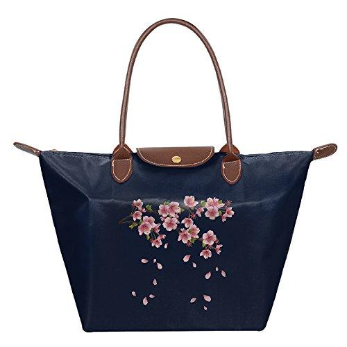 Longchamp Sakura Bag Tote Bag Hobo Beautiful Pink rExqw6U1gr