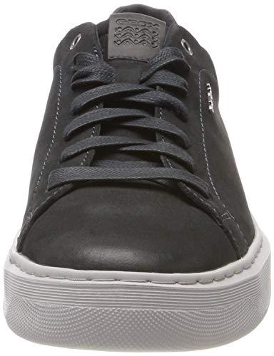 dk Deiven Jeans Sneakers Basses Geox C4322 Bleu B Homme U x7q440F