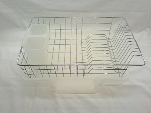 Sakura Compact Dish Rack Kitchenware Drying Rack Dish