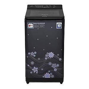 Panasonic 7 kg Fully-Automatic Top Loading Washing Machine (NA-F70X7ARB, Floral Blue)