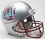 Super Bowl XLII NFL Riddell Deluxe Replica Full Size Football Helmet