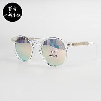 VVIIYJ Gafas de Sol Mujer Gafas Gafas de Sol Transparentes ...