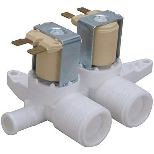 Water Valve for General Electric, Hotpoint, AP3861119, PS1155105, WH13X10024 by Erp(r)