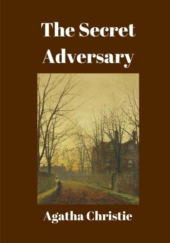 The Secret Adversary: Large Print