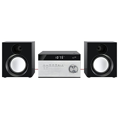 - iLive Wireless Home Stereo System, With CD Player and AM/FM Radio, Includes Remote Control (iHB227B)