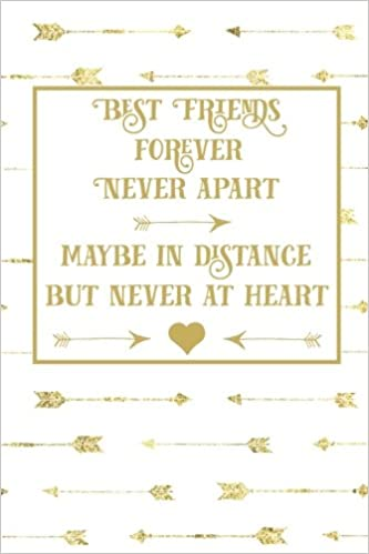 Amazon.com: Best Friends Forever Never Apart Maybe in ...