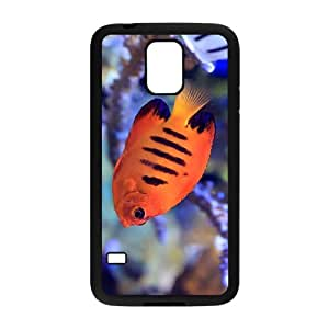 The Red Fish Hight Quality Plastic Case for Samsung Galaxy S5