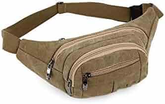 Color : Black Techecho Hip Belt Bags Small Women Waist Bag Belt Bag Buckled Solid Faux Leather Fanny Pack Removable Belt with Waist Pouch Mini Purse Wallet Travel Cell Phone Bag Men /& Women Slim