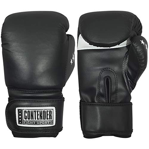 Contender Fight Sports Leather Boxing Training Bag Gloves ()
