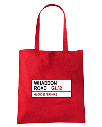 Speed Shirt Borsa Shopper Rossa WC1252 WHADDON ROAD