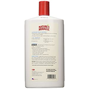 Nature's Miracle Supreme Odor Control Puppy Shampoo, 32 oz