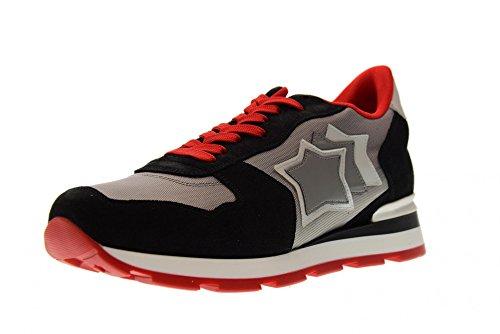 ATLANTIC STARS Shoes Men Low Sneakers Antares SN-26B B07BQGYG8F Silver B07BQGYG8F SN-26B Shoes b43bba